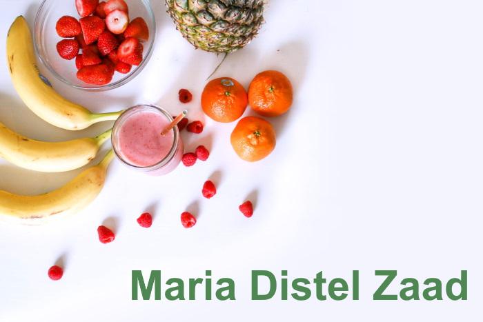 Maria Distel Zaad