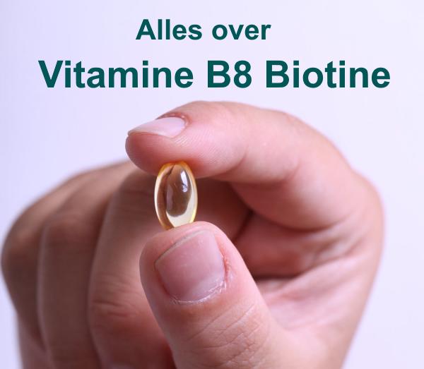 Vitamine B8 Biotine